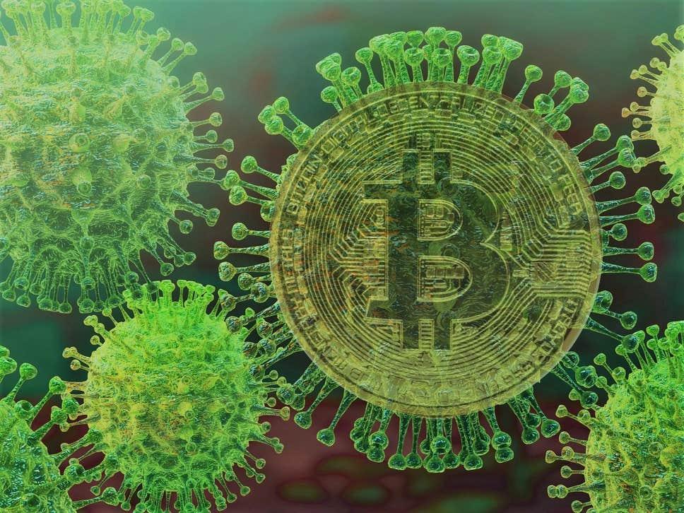 bitcoin-price-coronavirus
