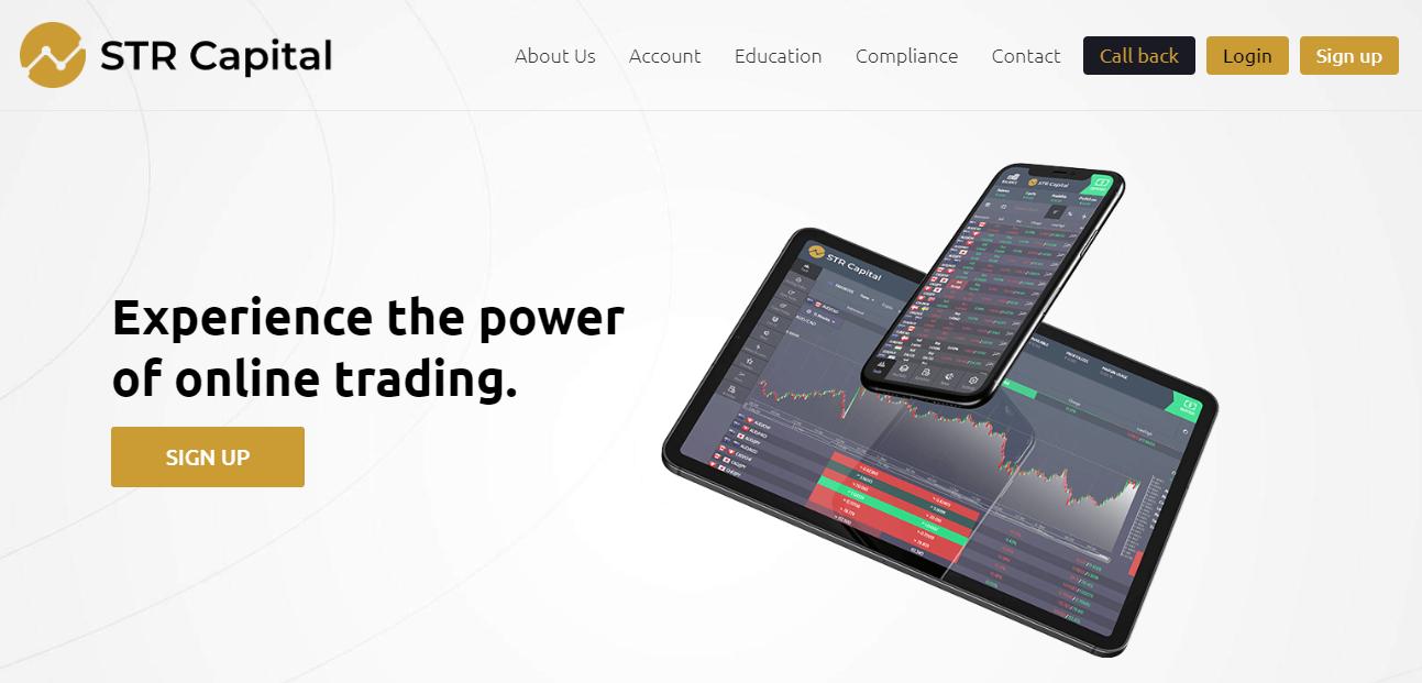STR Capital screenshot