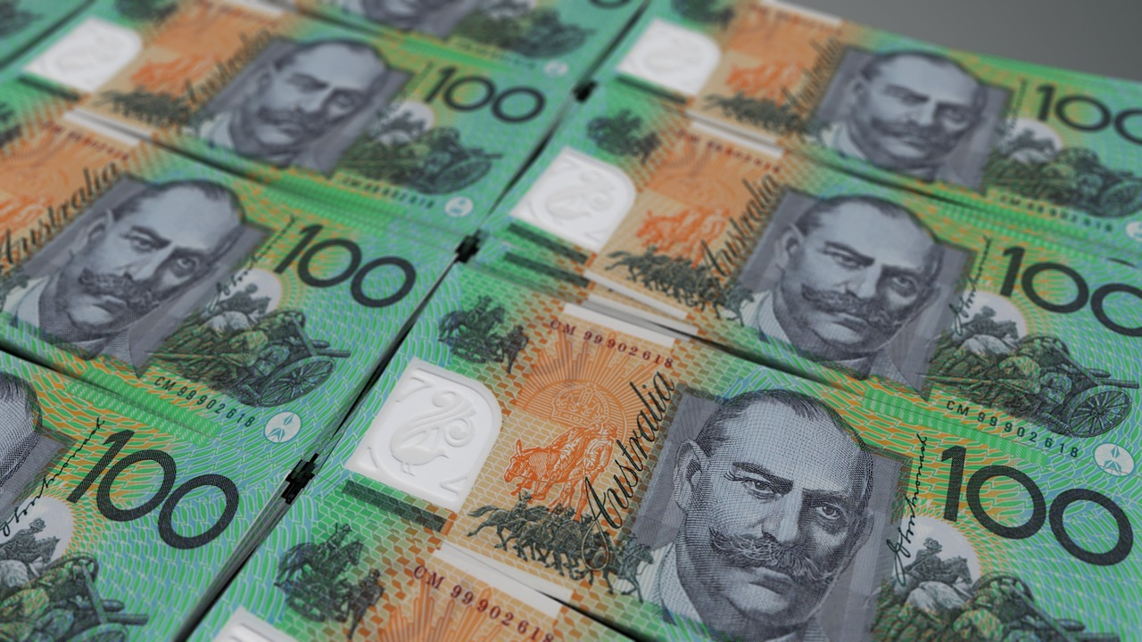 Australian Dollar Hits Two-Week Low