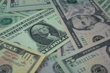 Dollar Reaches Two and a Half Year Low