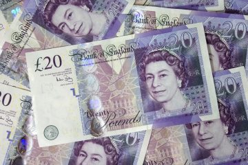 Pound Reaches One-Month High Against the Euro