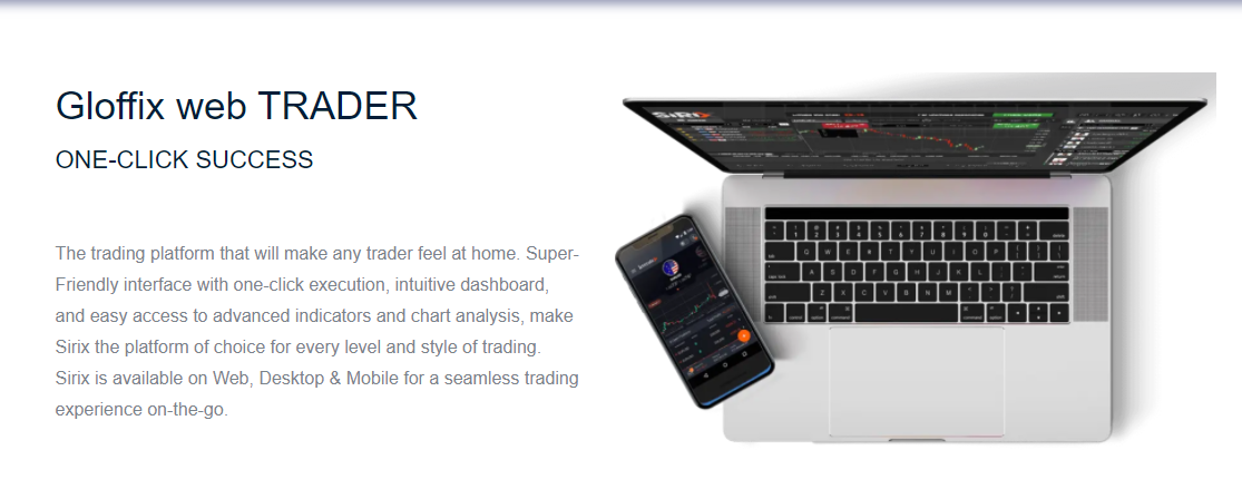 Gloffix WebTrader
