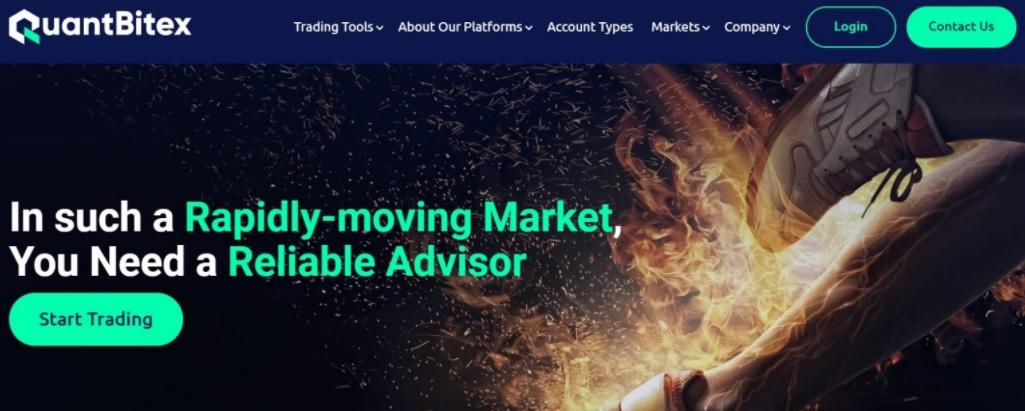 Quantbitex online trading
