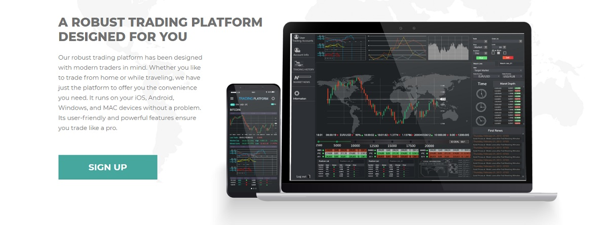 Winbitx The Trading Software