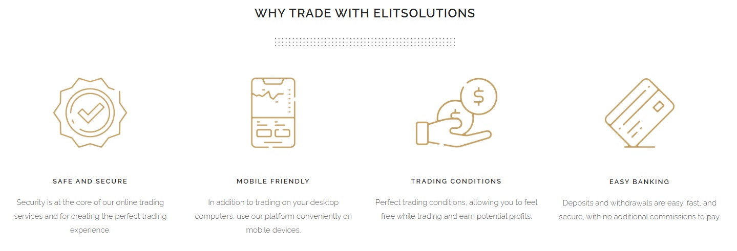Ideal Trading Environment ElitSolutions